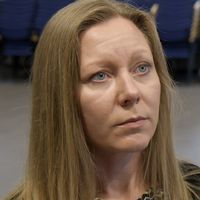 Mia Päärni (S) vill ha tydligare gränser vid rekryteringen av trygghetsvärdar.