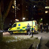 Polisen utesluter inte att de båda händelserna har en koppling.