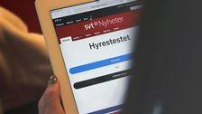 Hyrestestet - svara på några enkla frågor och hjälp oss kartlägga landets hyror.