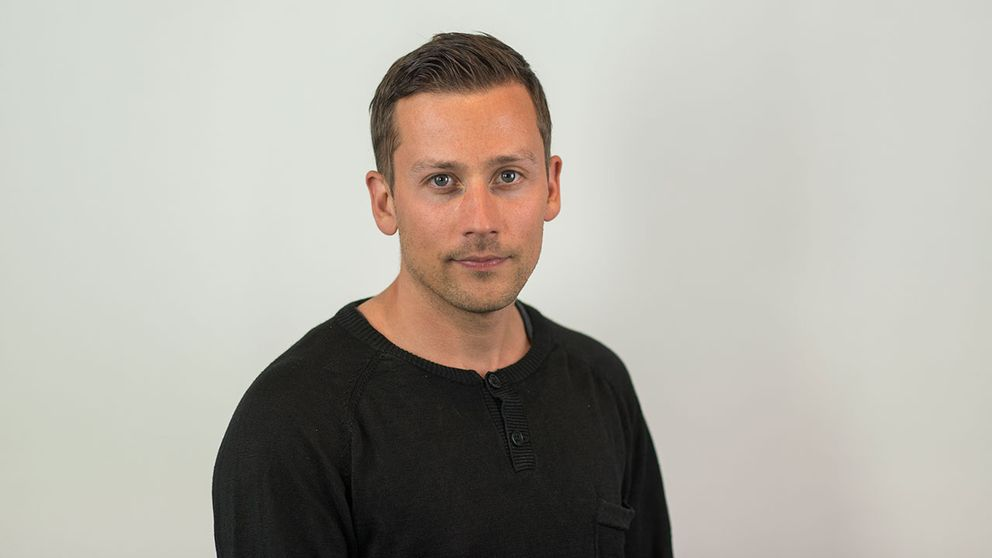 Marcus Carlehed.