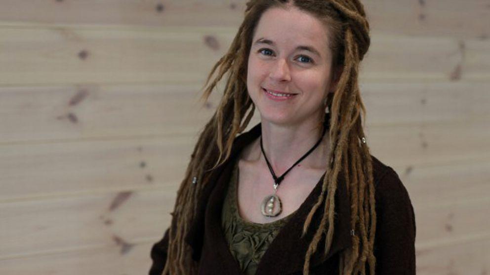 Härnösandspolitikern Amanda Lind kandiderar till posten som Miljöpartiets partisekreterare.