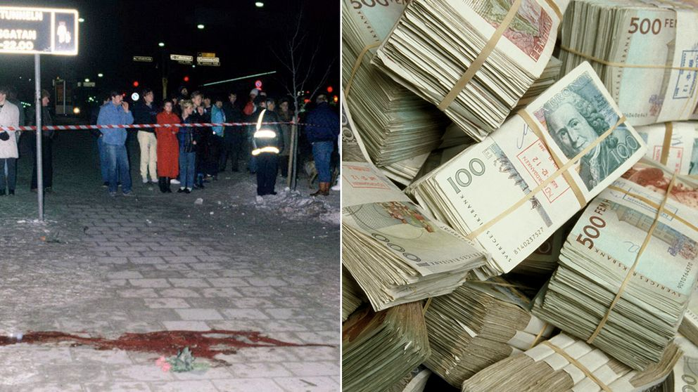 Sedan 1987 finns en belöning på 50 miljoner kronor till den som ger tipset som gör att mordet på Olof Palme kan klaras upp.