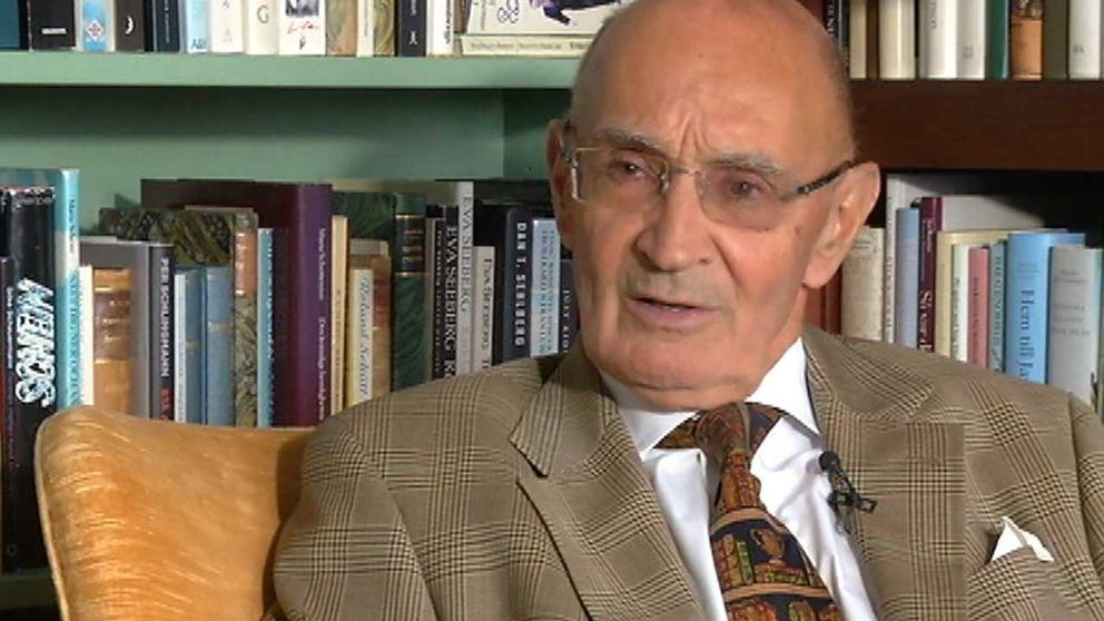 Ulf Adelsohn (M), före detta partiledare.