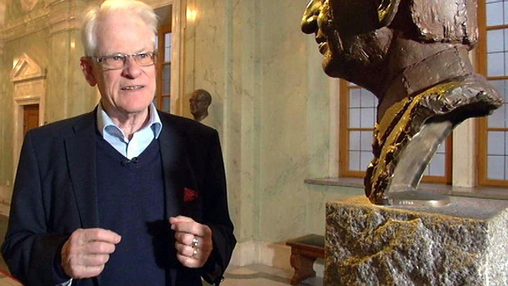 Ingvar Carlsson (S), före detta statsminister.