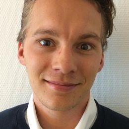 Carl Albinsson – Ordförande Sveriges Unga Atlantister