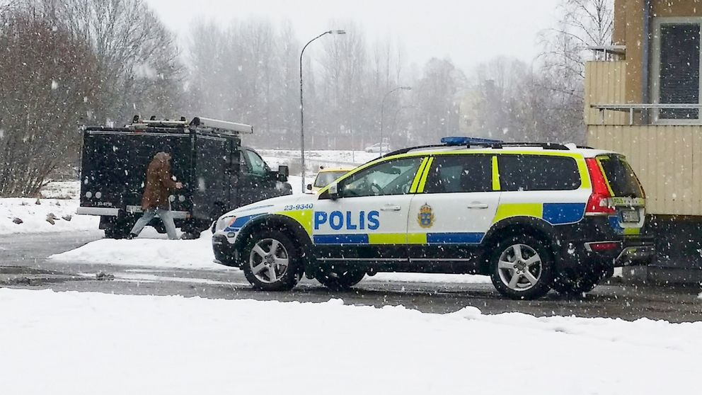 Polis asylboende Lindesberg