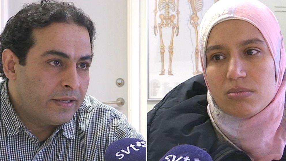 Nu satsar Region Halland på svenska för asylsökande läkare och tandläkare.
