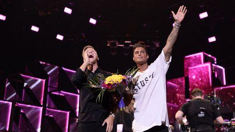 Samir & Viktor är i final i Melodifestivalen 2016.