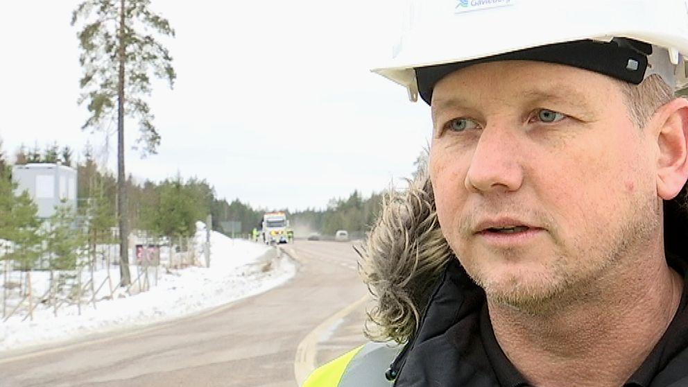 Magnus Ernström är projektägare.