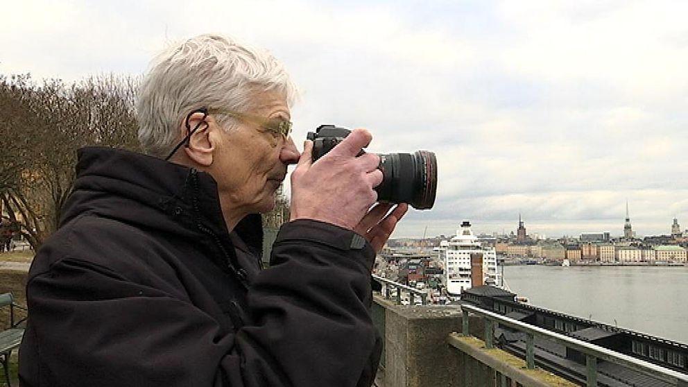 Lars Epsteins fotointresse startade i tidiga tonåren.
