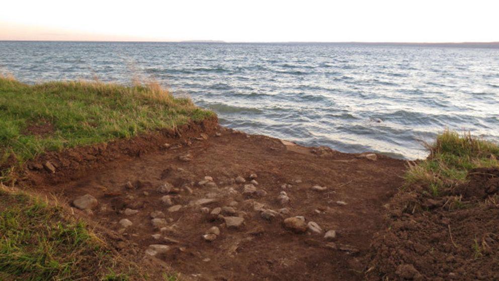 Graven kan vara så gammal som 1600 år.