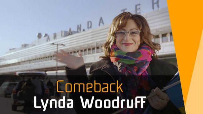 Lynda Woodruff Melodifestivalen 2016