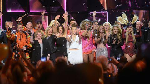 Finalen av Melodifestivalen 2016.
