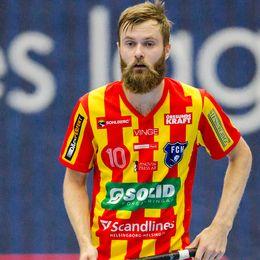 Trots två mål av Daniel Johnsson förlorade FC Helsinborg den tredje kvartfinalen mot Storvreta.