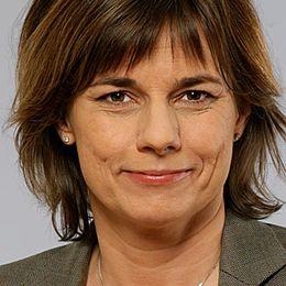 Isabella Lövin, biståndsminister (MP)