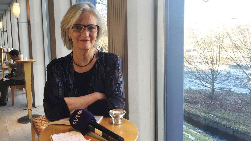 Psykologen Justine van Lawick