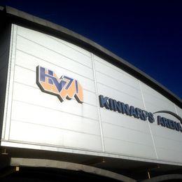 Kinnarps arena, HV71
