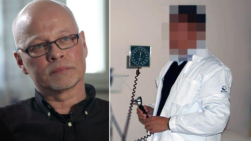 Enligt verksamhetschefen Jonas Tengsmar hotade den falska läkaren patientsäkerheten.