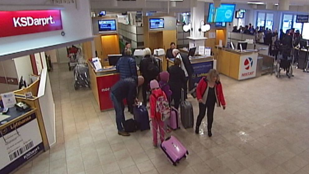karlstad flygplats