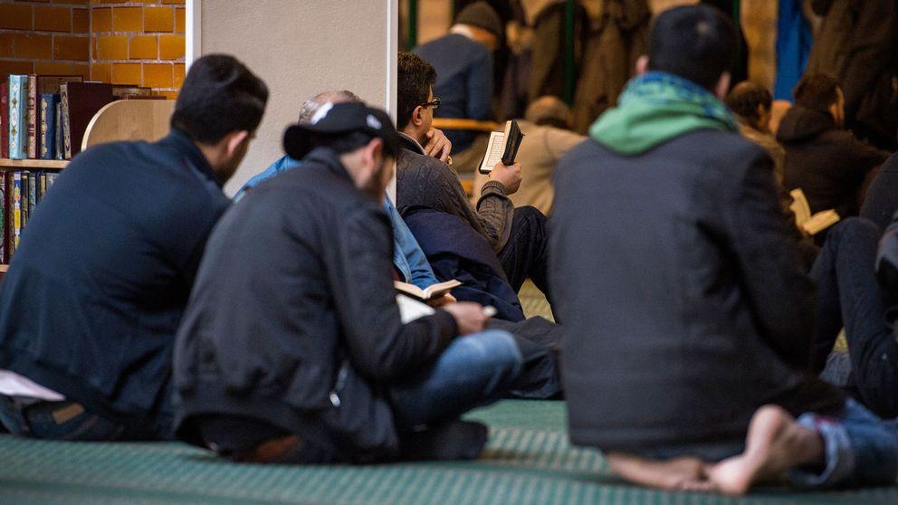 Unga muslimer i Sverige.