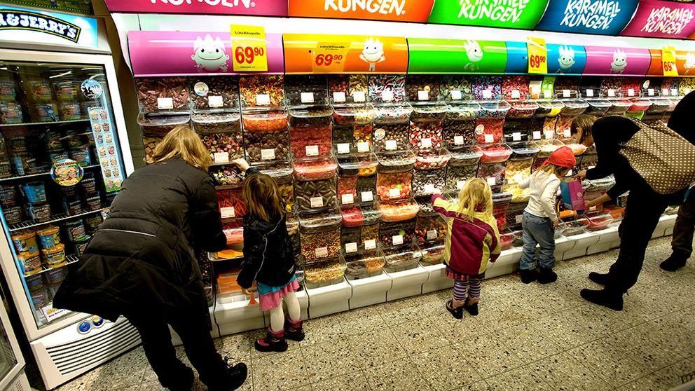 Påsk är lika med godis för stora men framförallt för små magar. – Välj sådant godis som är riktigt gott, för det finns ändå inget godis som är nyttigt, säger Åsa Brugård Konde, nutritionist på Livsmedelverket.