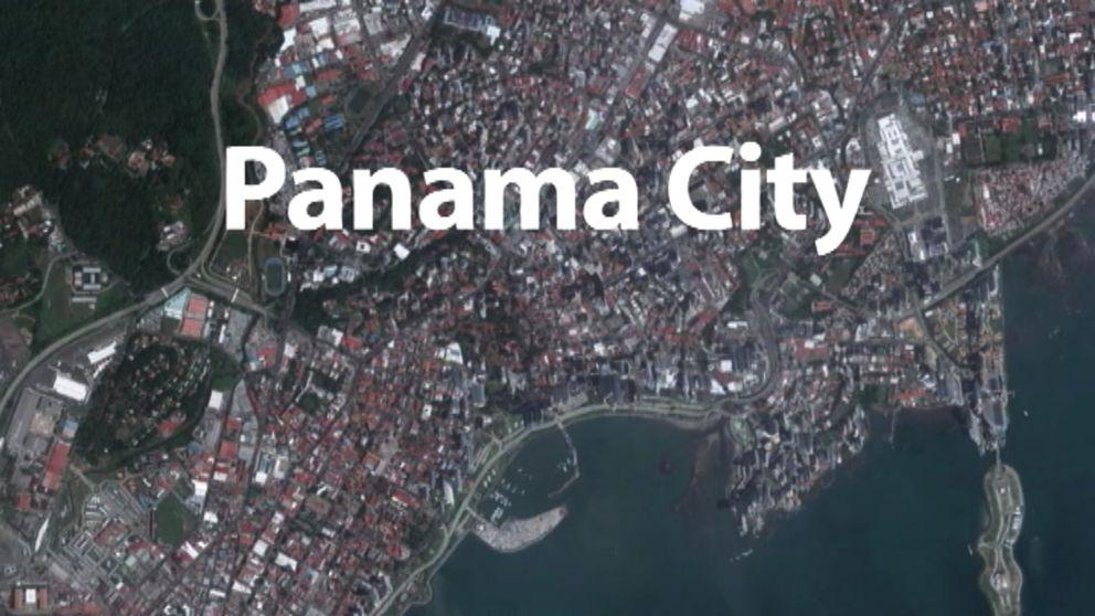 Panama City där avokatbyrån Mossack Fonseca har sitt säte.
