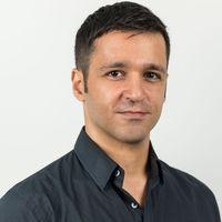 Kulturnyheternas mediereporter Arash Mokhtari.