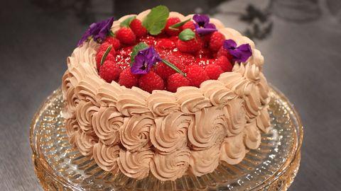 tårta till diabetiker