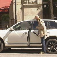 SVT Nyheters granskande reportageserie om fusk med parkeringstillstånd för rörelsehindrade.