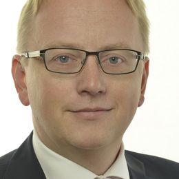 Fredrik Olovsson (S) Ordförande i riksdagens finansutskott