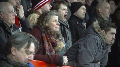 Kristina Hedberg besöker fotbollens punklag i Manchester