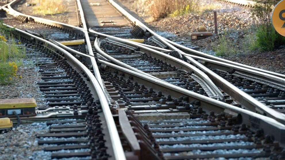 Tågväxlarna måste skötas manuellt till och från Göteborg i norrgående riktning till följd av en brand.