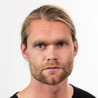 SVT:s fotograf Niclas Berglund