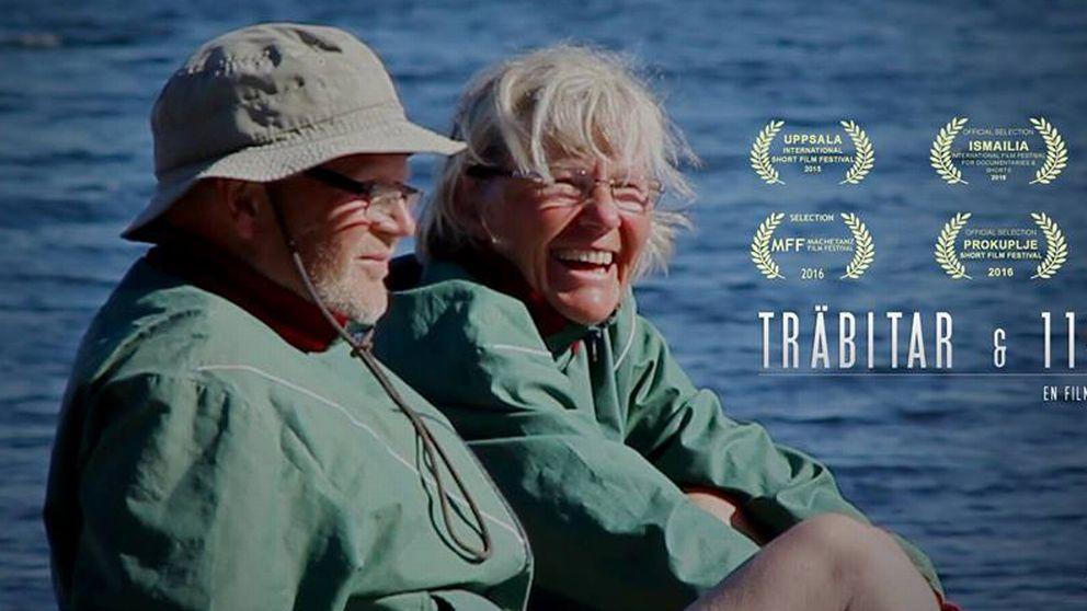 Uppsalafilmaren Andreas Gejkes föräldrar är huvudpersoner i dokumentären.
