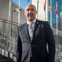 Johnny Mostacero Förbundsordförande för IOGT-NTO