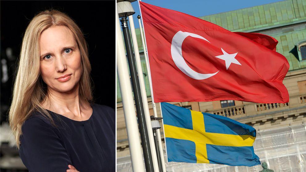 TV4:s programdirektör för nyheter och samhälle, Viveka Hansson.