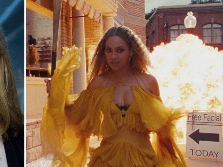Beyonce vuxen kvinna enda nedladdning