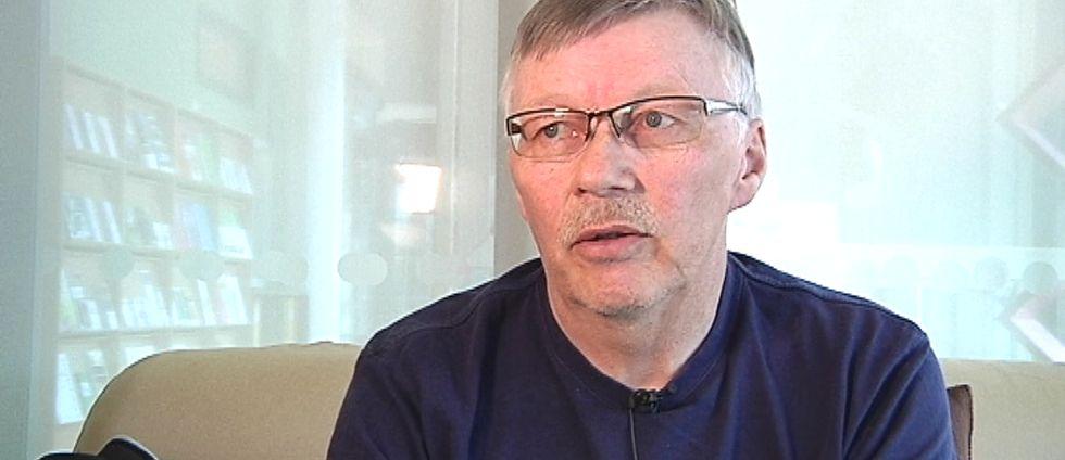 Poromies Per-Anders Nutti