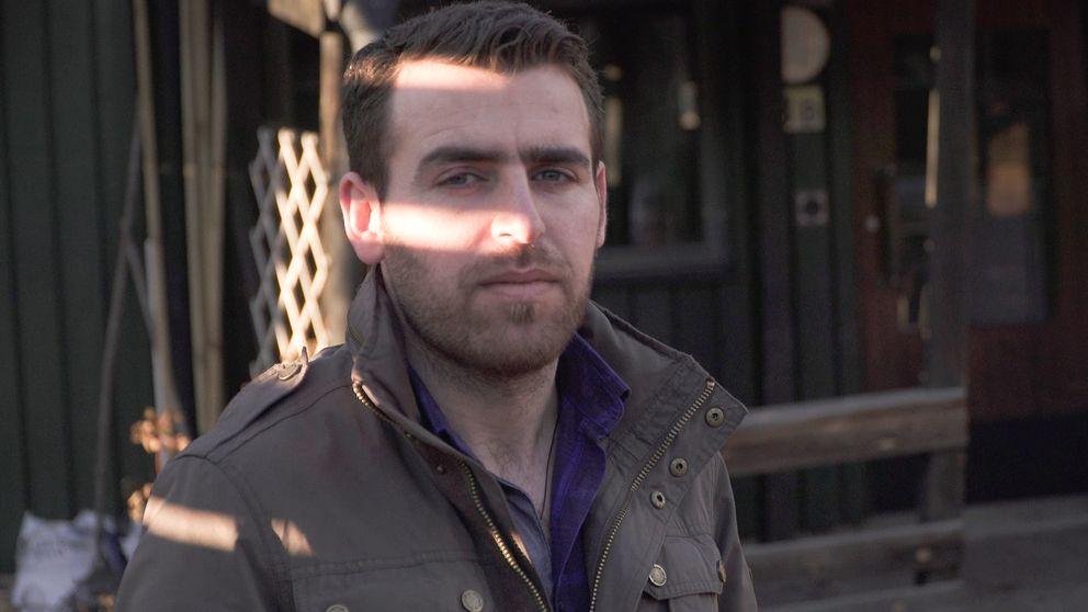 Kazem Hasan sparkades utan förklaring efter tre månader på asylboendet.