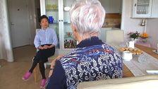 Gunvor är i dag 81 år gammal. Hennes make utsatte henne för upprepat psykiskt systematiskt våld under 50 år.