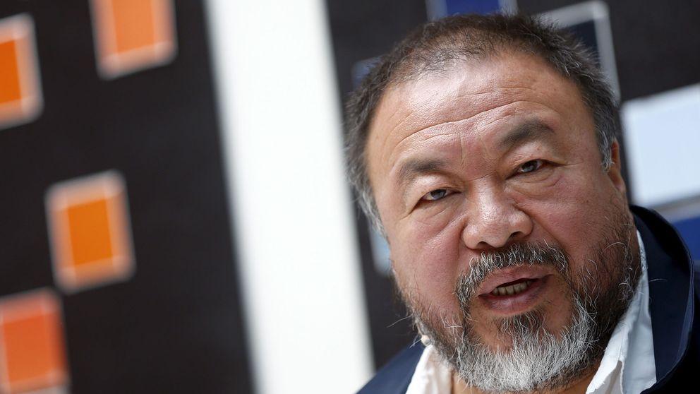 Aktivisten och konstnären Ai Weiwei.