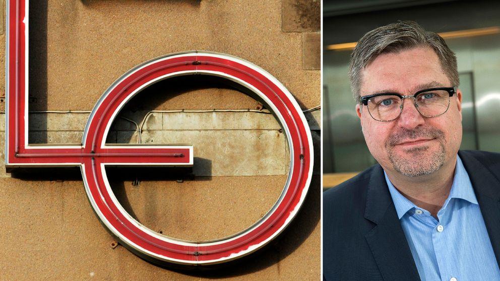 Mikael Sjöberg, generaldirektör på Arbetsförmedlingen