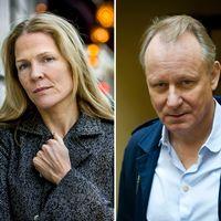Lars Norén, Åsne Seierstad och Stellan Skarsgård.