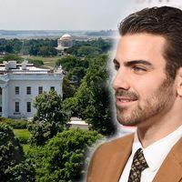Nyle DiMarco till Vita huset