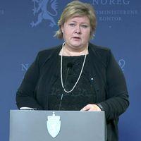 Norges statsminister Erna Solberg.