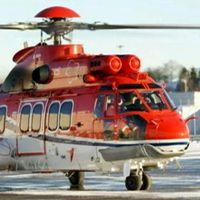 Airbus stoppar helikoptrar av modellen H225 Super Puma.
