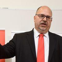 Karl-Petter Thorwaldsson, ordförande för LO.