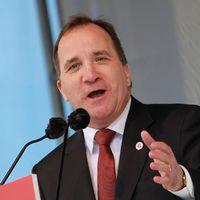 Statsministern Stefan Löfven