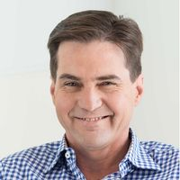 Craig Steven Wright, född oktober 1970 i Brisbane, Australien.