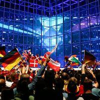 Alla flaggor tillåts inte under Eurovision.
